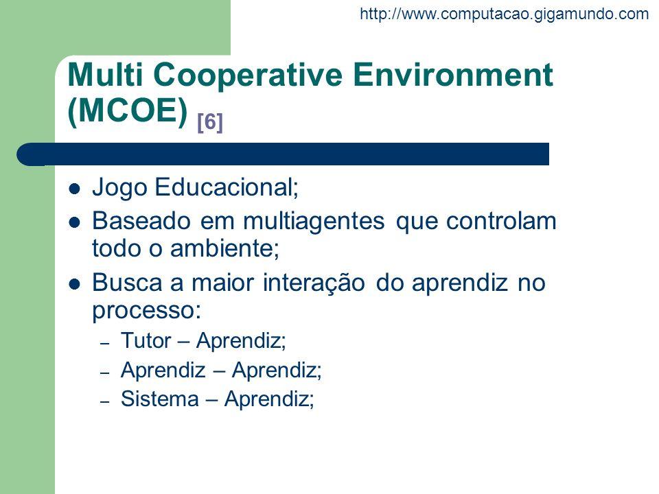 Multi Cooperative Environment (MCOE) [6]